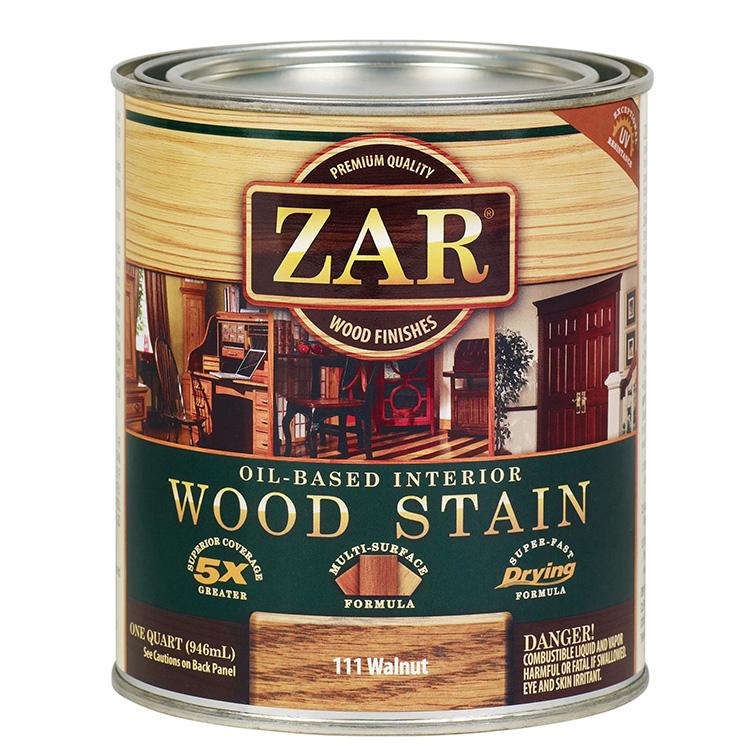 ZAR Interior Wood Oil Based Stain