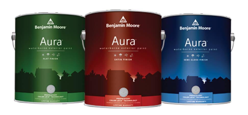 Benjamin Moore Aura Interior Paint Review: Shilpark Paint