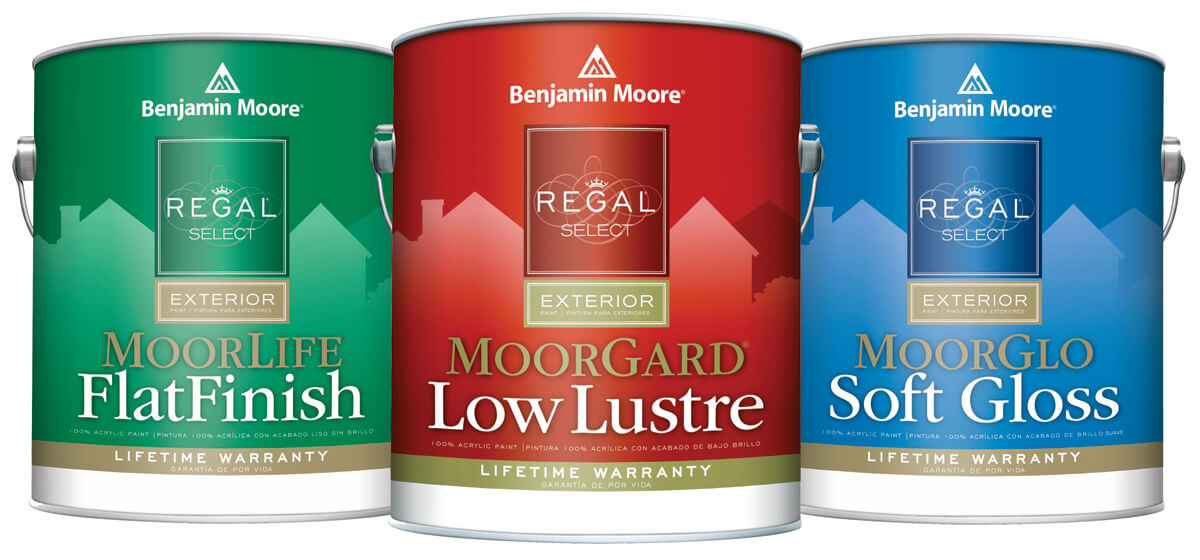 Paints product categories shilpark paint - Benjamin moore regal select exterior ...